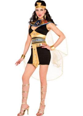 Disfraz de Cleopatra sexy para mujeres