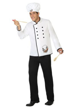 Disfraz de Cocinero Chef para hombre