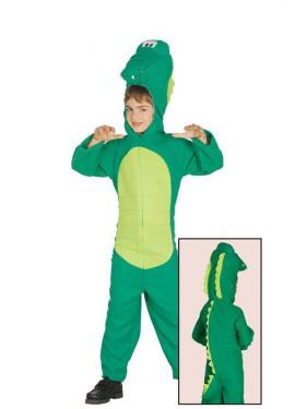 Disfraz de Cocodrilo para niño