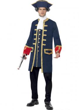 Disfraz de Comandante Pirata