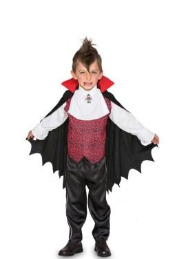 Disfraz de Conde Drácula para niño y bebé