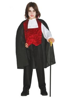 Déguisement de Comte Dracula pour garçon