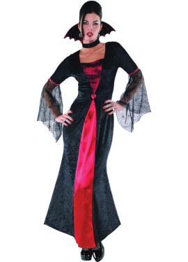 Déguisement de Vampire Comtesse pour femmes pour Halloween