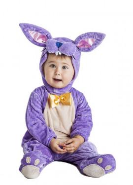 Disfraz de Conejita Lila para bebé