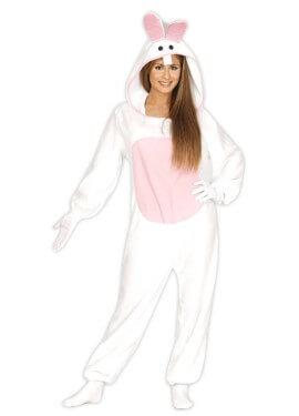 Disfraz de Conejito blanco para mujer