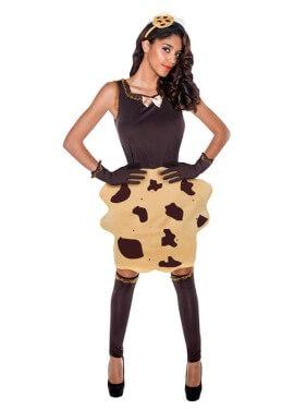Disfraz de Cookie para mujer