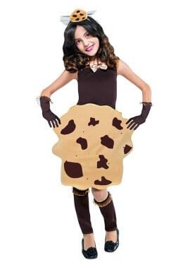 Déguisement de Cookie pour fille