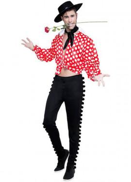 Disfraz de Cordobés Parodia para hombre