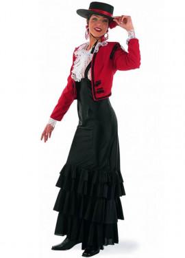 Costume di cordobesa deluxe per donna