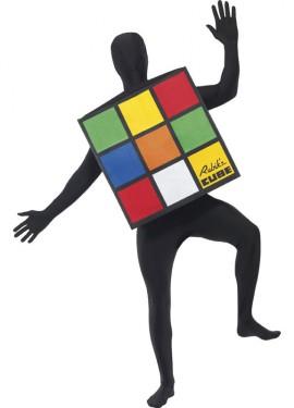 Disfraz de Cubo Rubik