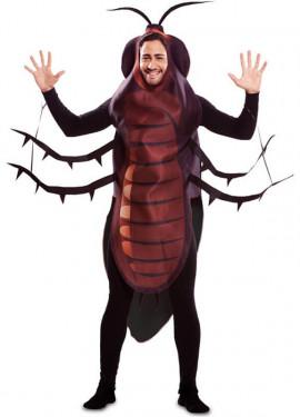 Disfraz de Cucaracha para adultos