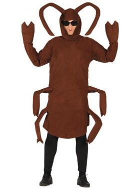 Costume scarafaggio per adulti
