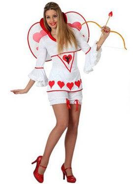 Disfraz de Cupido para mujeres