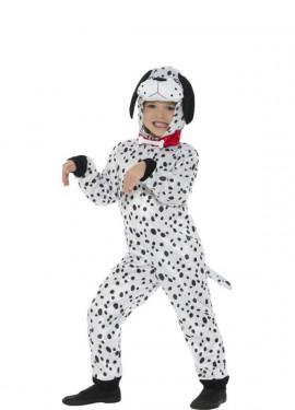 Disfraz de Dálmata para niños