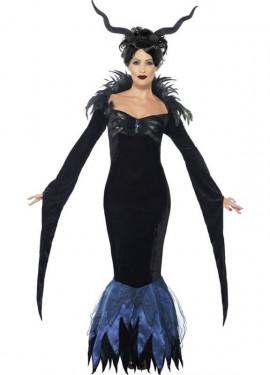 Disfraz de Dama cuervo