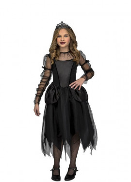 Disfraces Goticos Para Nina Un Disfraz Diferente Para Nina - Disfraz-angel-nia