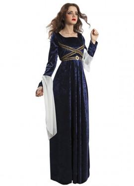Disfraz de Dama Medieval Isolda para mujer