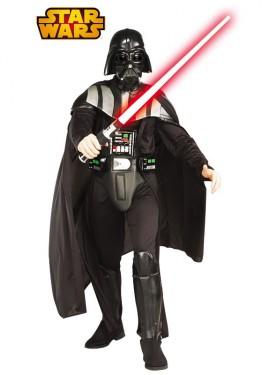 Disfraz de Darth Vader Deluxe de Star Wars para hombre