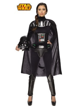 Disfraz de Darth Vader Girl  de Star Wars para mujer