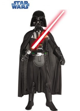 Disfraz de Darth Vader Premium de Star Wars para niño