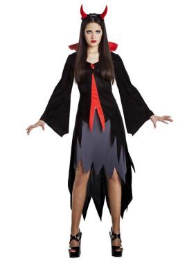 Disfraz de Demonia para mujer