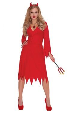 Disfraz de Diablesa para mujer para Halloween