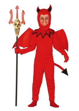 Disfraz de Diablo Infernal para niño