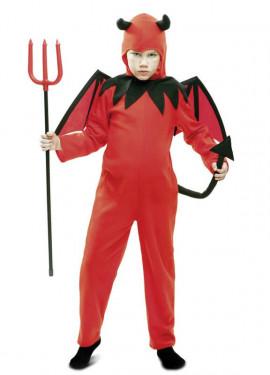 Disfraz de Diablo rojo para bebés y niños para Halloween