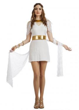 Disfraz de Diosa Corto para mujer