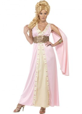 Disfraz de Diosa Griega Ilitía talla L