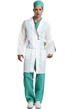 Disfraz de Doctor Cirujano para hombre