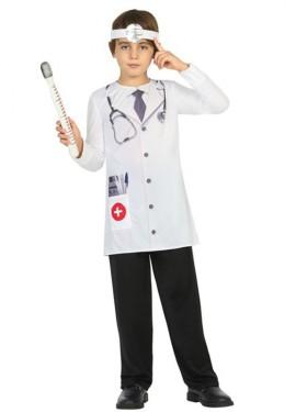 Disfraz de Doctor Cirujano para niño