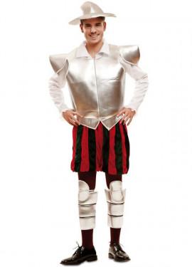 Disfraz de Don Quijote de la Mancha para hombre