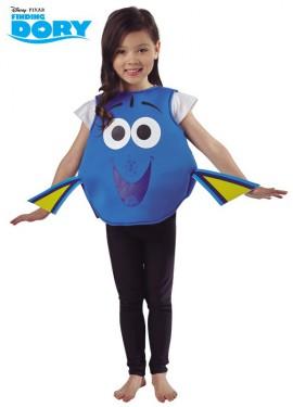 Disfraz de Dory de Buscando a Dory para niña