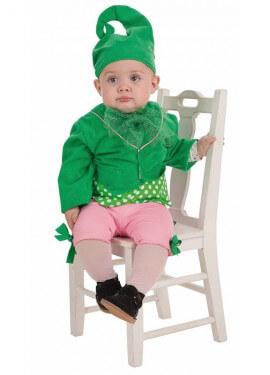 Disfraz de Duende Del Bosque para bebé