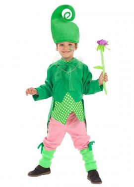Disfraz de Duende del Bosque para niño