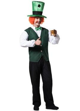 Disfraz de Duende Irlandés para hombre