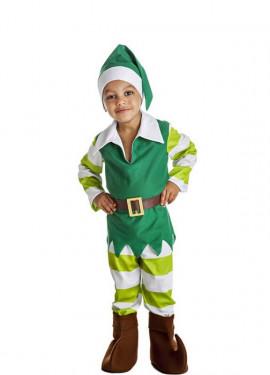 Disfraces de hadas duendes elfos y ninfas para ni o - Disfraces duendes navidenos ...