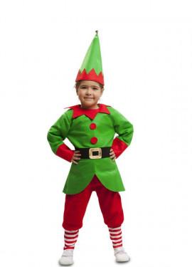 Déguisement d´Elfe de Noël pour enfant