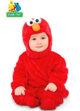 Disfraz de Elmo Rojo para bebé