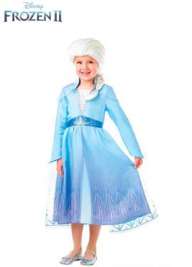 Disfraz de Elsa de Frozen 2 en caja para niña