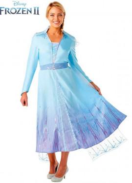 Disfraz de Elsa de Frozen 2 para mujer