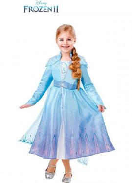 Disfraz de Elsa en Frozen 2 para niña
