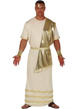 Costume da imperatore romano per adulti