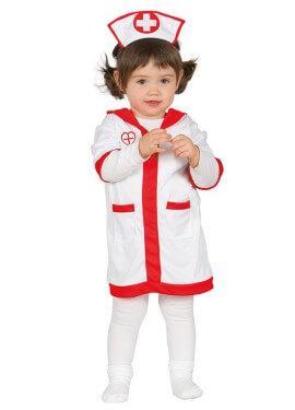 Disfraz de Enfermera para bebé