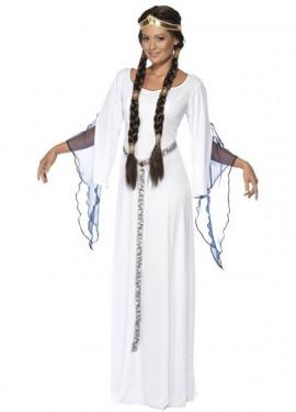 Disfraz de Esclava Mucama Medieval para mujer talla M