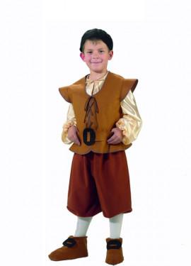 Déguisement Écuyer - Médiéval pour enfants (plusieurs tailles)