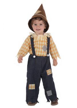 Disfraz de Espantapájaros para bebé