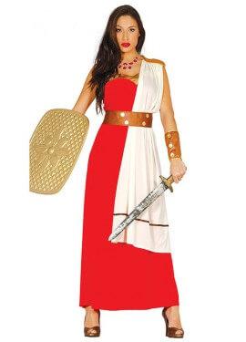 Disfraz de Espartana para mujer