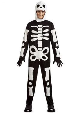 Disfraz de Esqueleto Cómic para hombre
